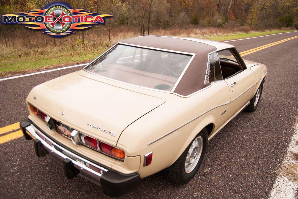 1976 Toyota Celica For Sale