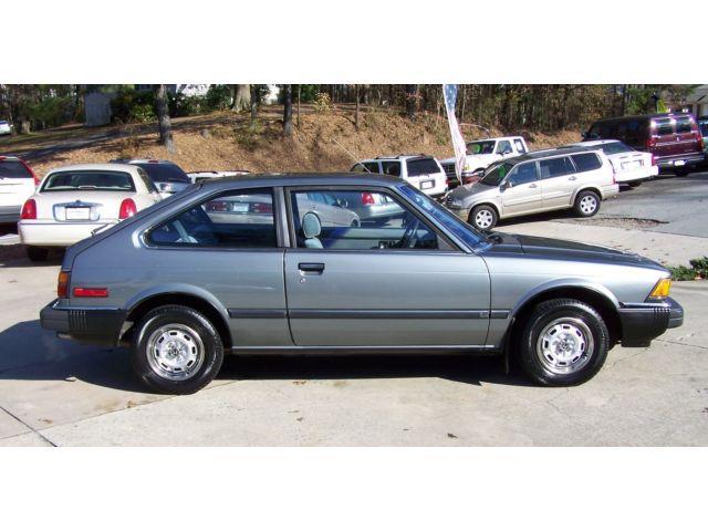 1983 Honda Accord Lx Hatchback For Sale