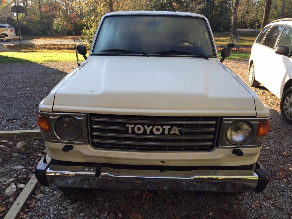 1984 Toyota Landcruiser FJ60