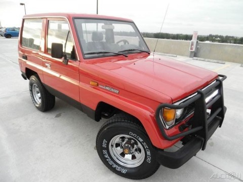 1987 Toyota Land Cruiser 2 dr for sale