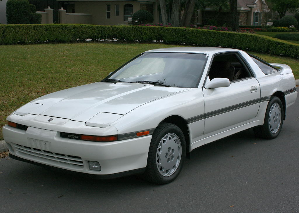 1989 Toyota Supra Turbo Coupe Survivor For Sale