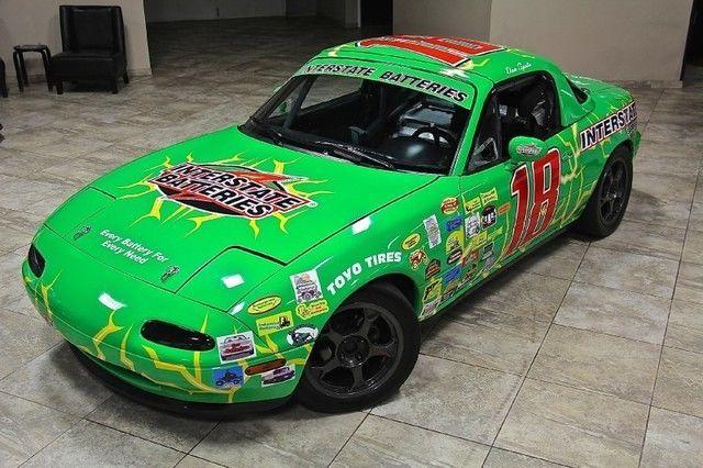 1990 Mazda MX 5 Miata 2dr Track/race Car