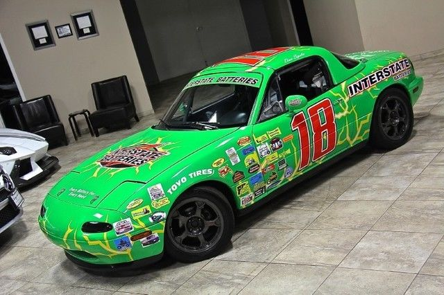 1990 Mazda Mx 5 Miata 2dr Track Race Car For Sale
