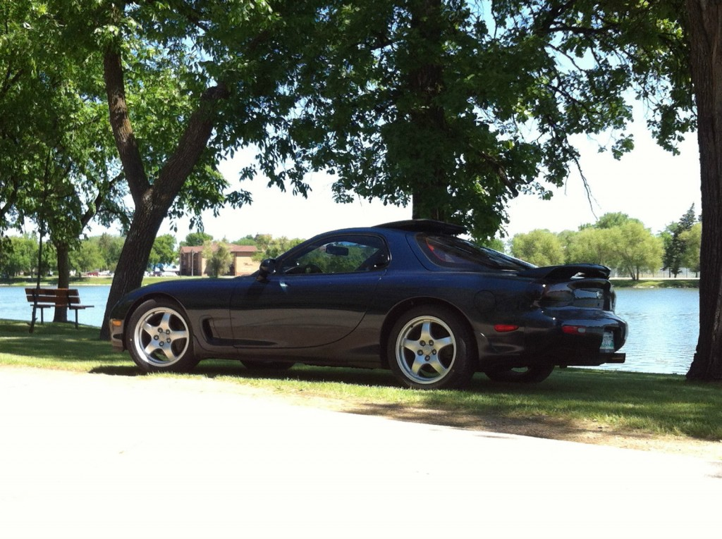 1993 Mazda RX 7 Touring Coupe