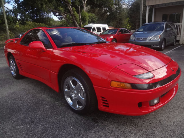 1993 mitsubishi 3000gt 2dr coupe vr 4 twin turbo for sale. Black Bedroom Furniture Sets. Home Design Ideas