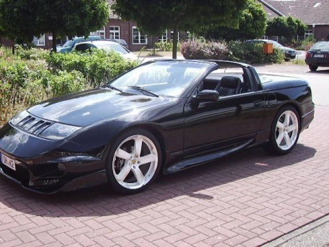 1993 Nissan 300 ZX Cabrio for sale