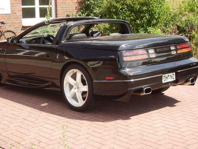 1993 Nissan 300 ZX Cabrio