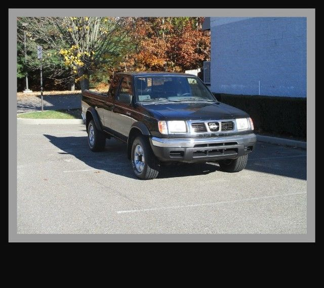 2000 Nissan Frontier XE King Cab For Sale