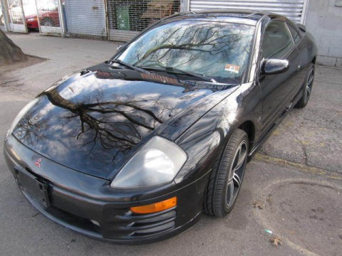 2001 Mitsubishi Eclipse 3dr Cpe GT M for sale
