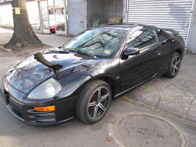 2001 Mitsubishi Eclipse 3dr Cpe GT M