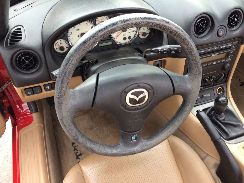 2002 Mazda MX 5 Miata