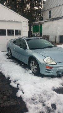 2003 Mitsubishi Eclipse Coupe GS for sale