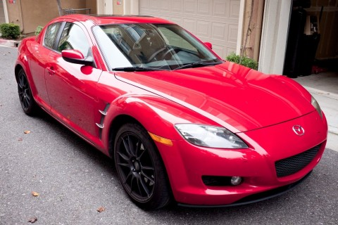 2008 Mazda RX-8 for sale