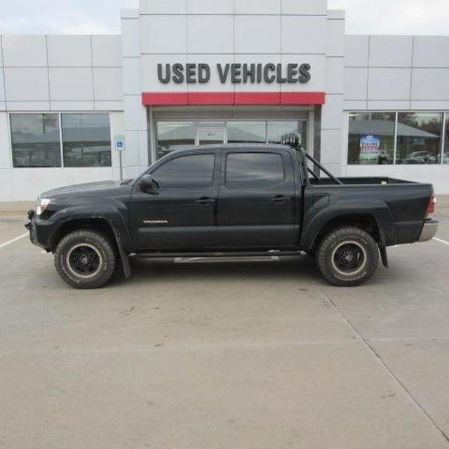 2013 Toyota Tacoma 4wd for sale
