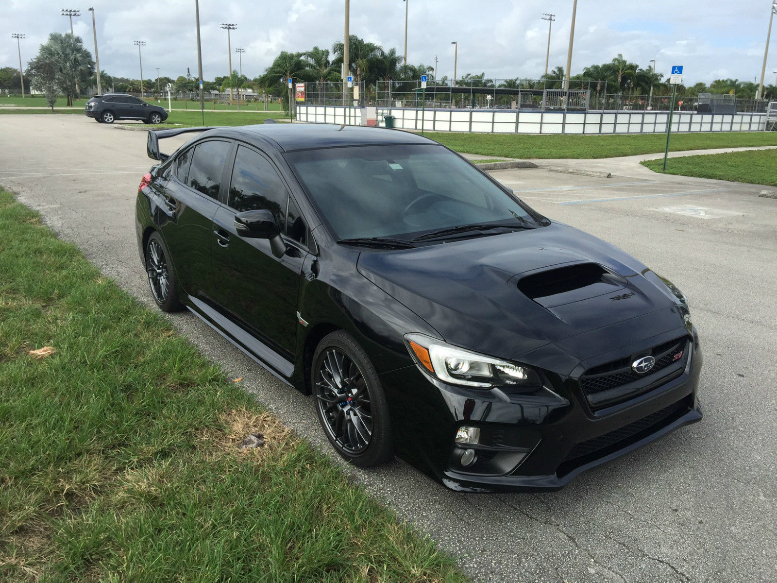 2015 Subaru WRX STI Black Cobb AP, Stage 1+ | Japanese cars for sale