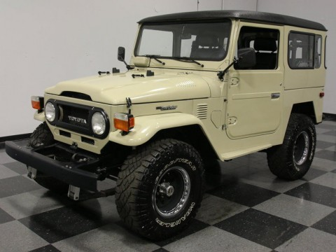 1974 Toyota FJ40 Land Cruiser for sale