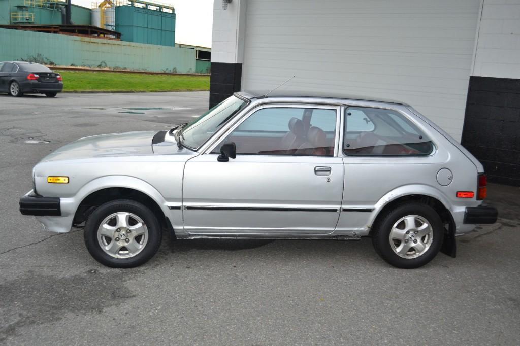 1980 Honda Civic for sale