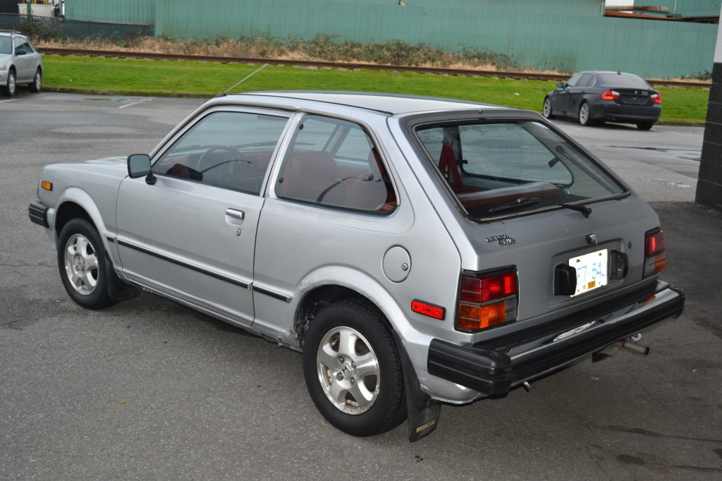 1980 Honda Civic For Sale