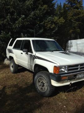1987 Toyota 4Runner original truck for sale