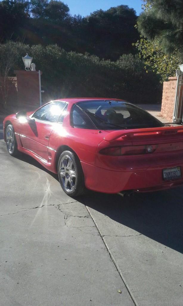 1995 Mitsubishi 3000 GT VR 4