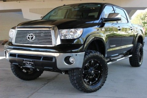 2013 Toyota Tundra Platinum 4×4 Crewmax for sale