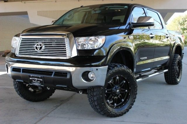 2013 Toyota Tundra Platinum 4 215 4 Crewmax For Sale