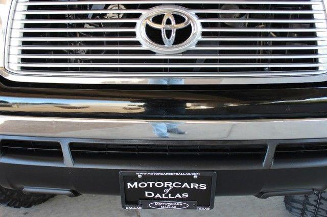 2013 Toyota Tundra Platinum 4×4 Crewmax
