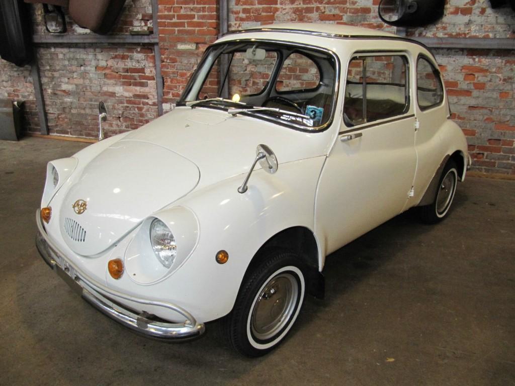 1969 Subaru 360 Micro Car