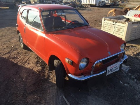 1972 Honda 600 for sale
