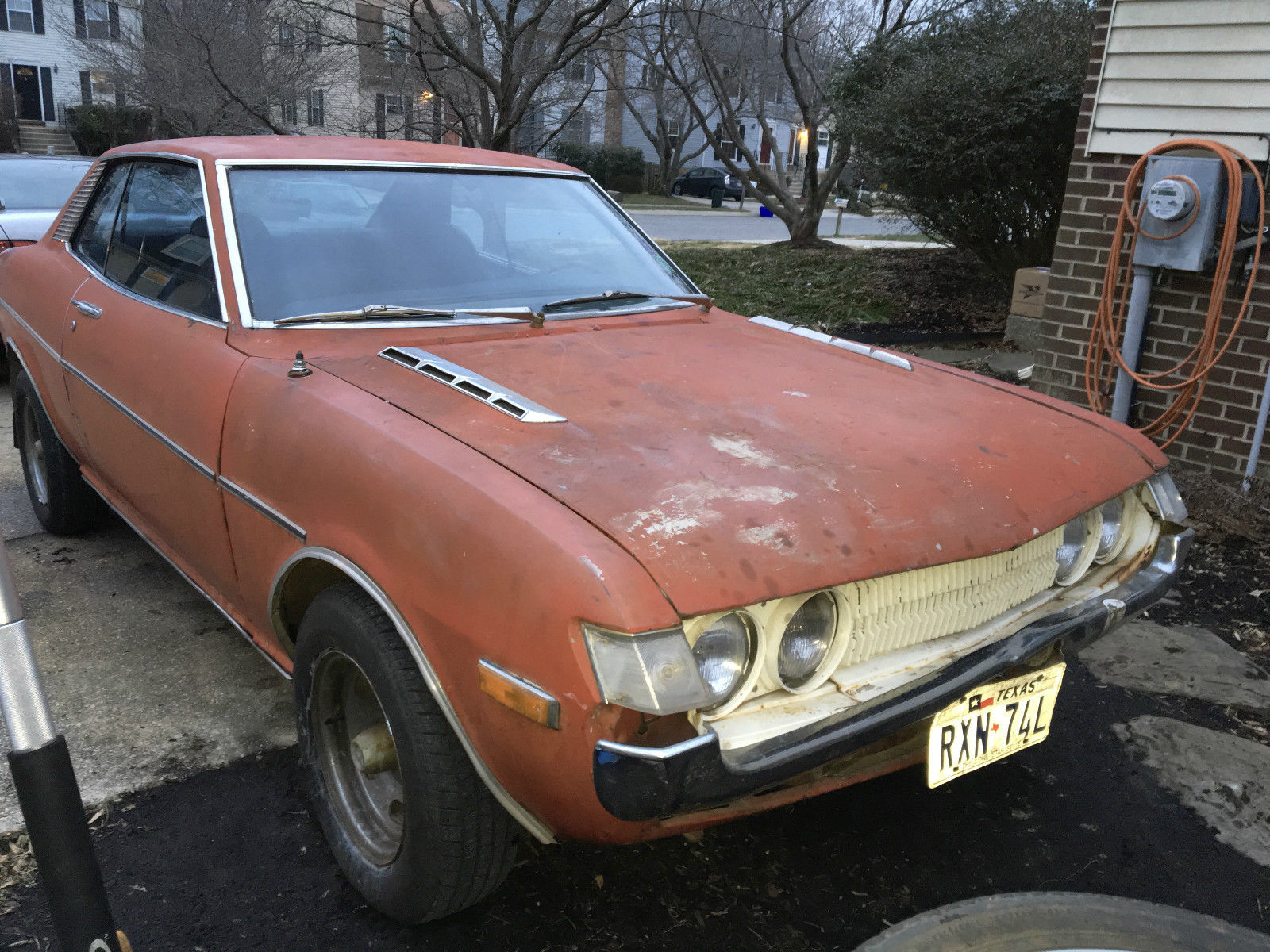 1999 Toyota Camry For Sale >> 1972 Toyota Celica ST for sale