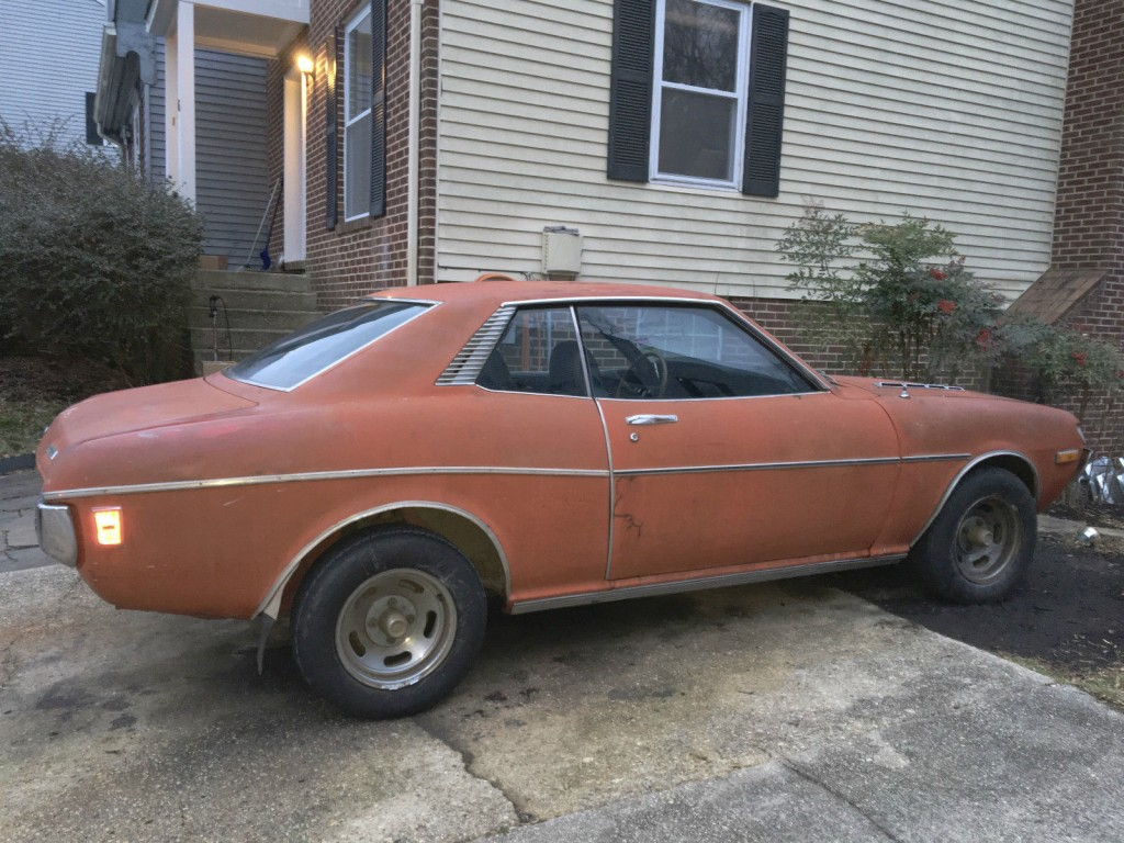 Toyota Of Annapolis >> 1972 Toyota Celica ST for sale