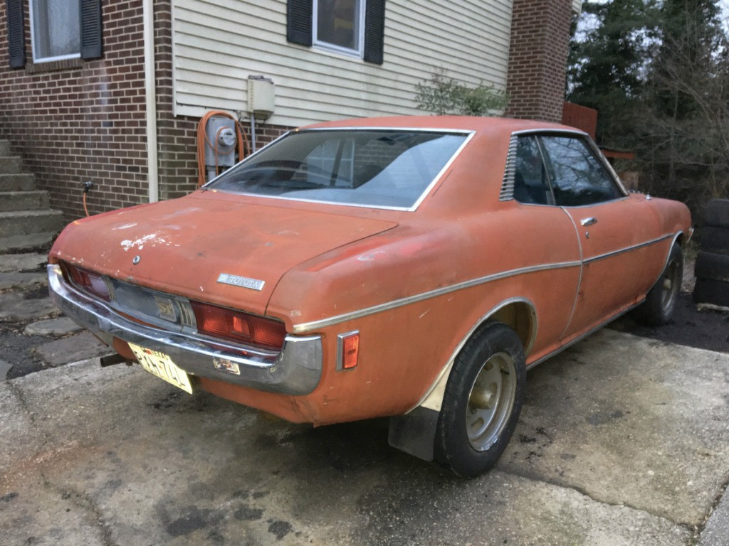1972 toyota celica st for sale. Black Bedroom Furniture Sets. Home Design Ideas