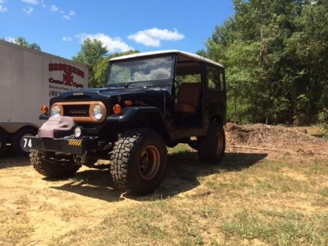 1974 Toyota Land Cruiser FJ40 4WD for sale