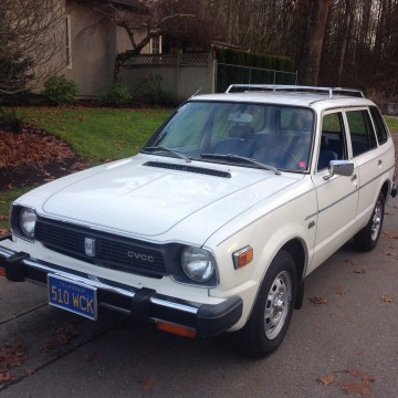 1978 Honda Civic CVCC Wagon for sale
