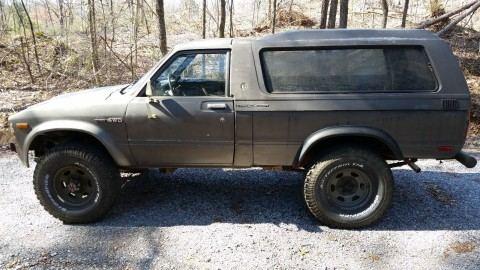 1982 Toyota 4×4 Truck Trailblazer for sale