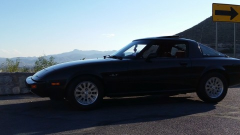1984 Mazda RX7 GSL SE 13B Engine Fuel Injected for sale