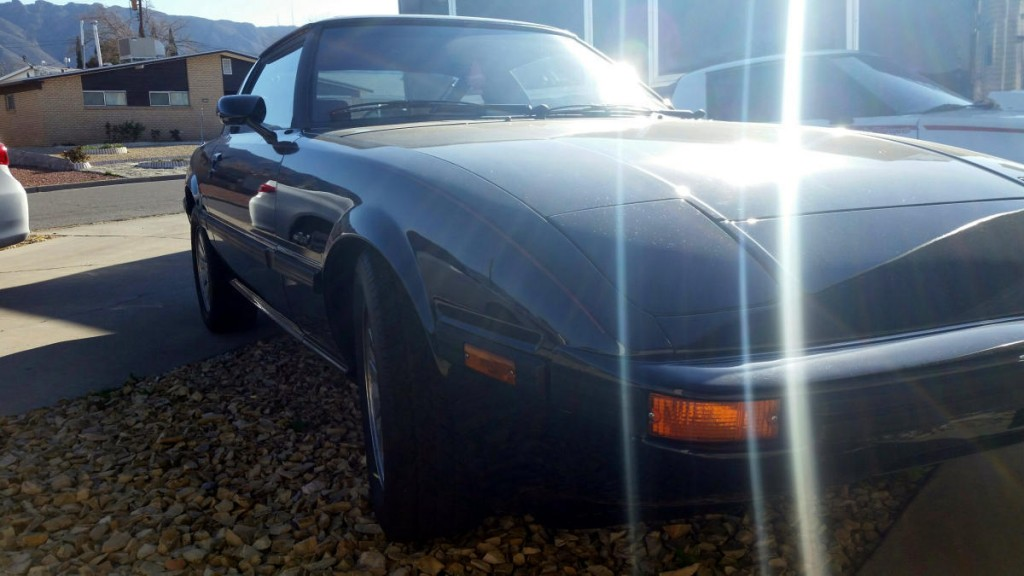 1984 Mazda RX7 GSL SE 13B Engine Fuel Injected