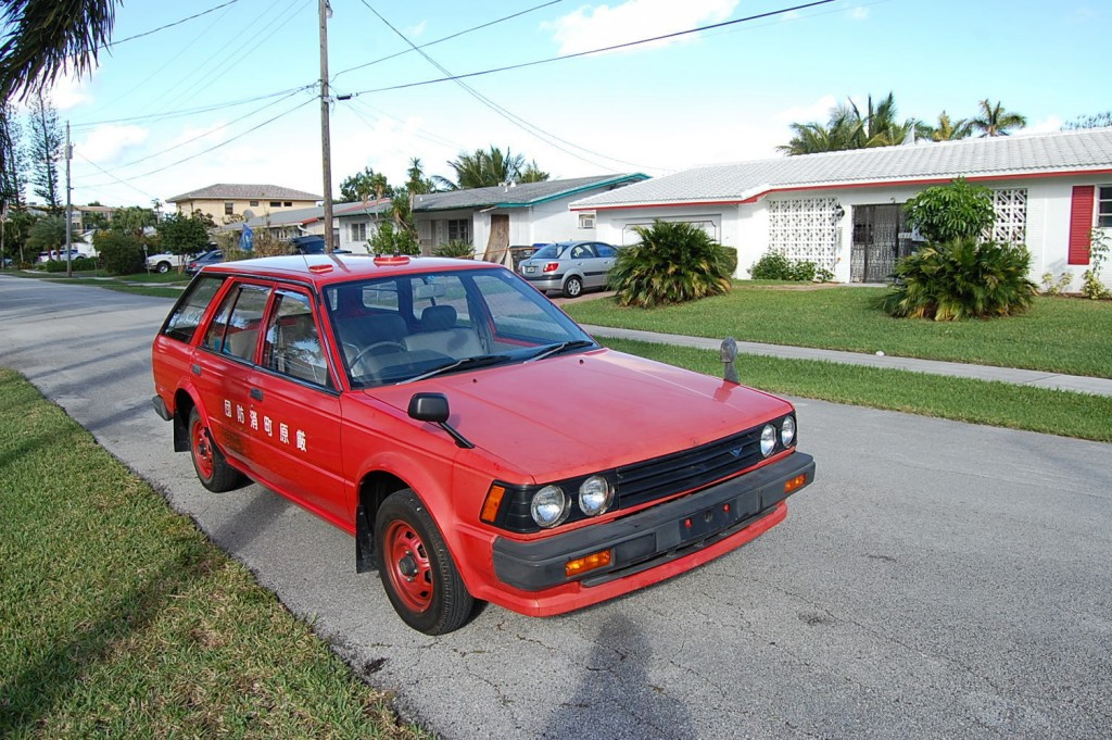 1984 Nissan Bluebird Station Wagon For Sale