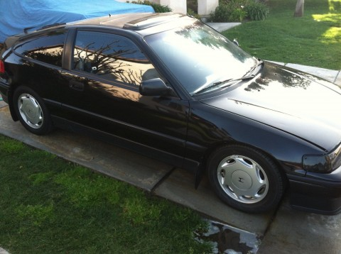 1989 Honda CRX for sale
