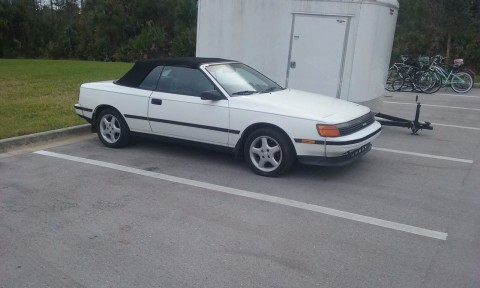 1989 Toyota Celica GT Convertible for sale