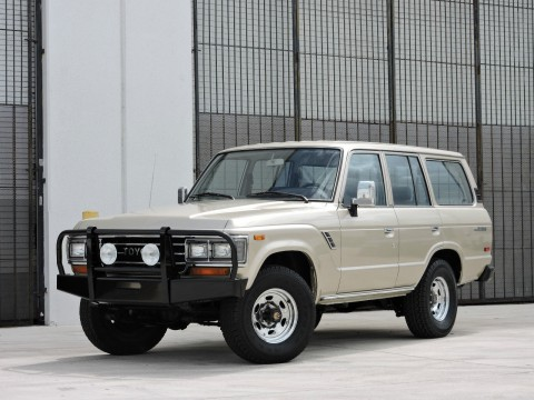 1989 Toyota Land Cruiser GX for sale