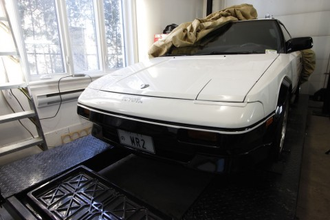 1989 Toyota MR2 GT Coupe for sale