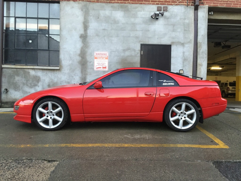 1990 nissan 300zx twin turbo conversion for sale. Black Bedroom Furniture Sets. Home Design Ideas