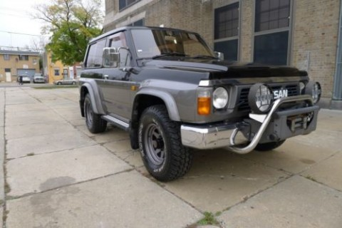 1990 Nissan Patrol SAFARI for sale