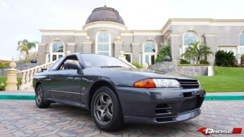 1990 Nissan Skyline GT-R Nismo Edition for sale