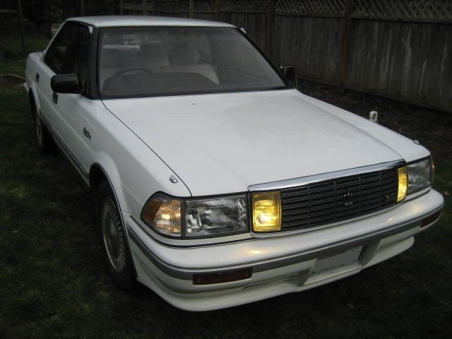 1990 Toyota Crown Royal Saloon For Sale