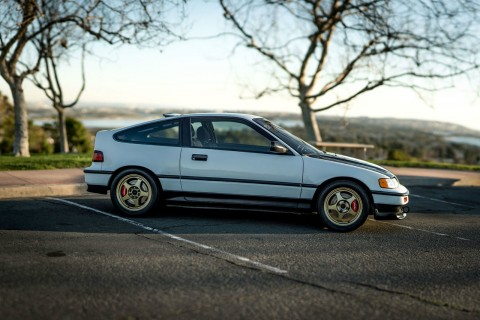 1991 Honda CRX Type R Swap for sale