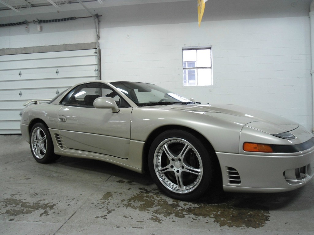 1991 mitsubishi 3000gt vr4 for sale. Black Bedroom Furniture Sets. Home Design Ideas