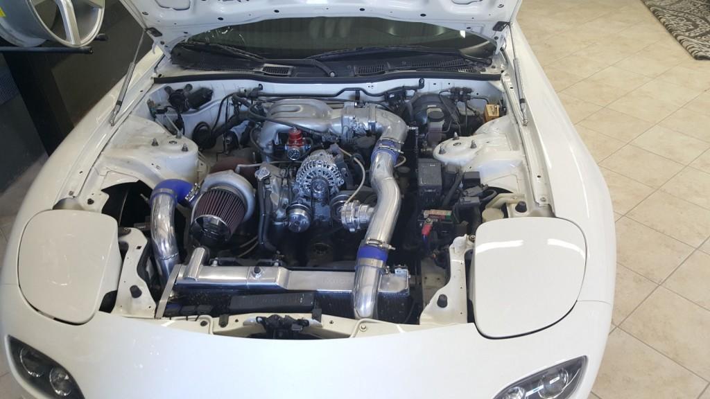 1993 Mazda RX 7