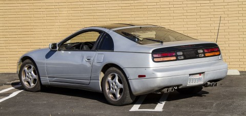 1993 Nissan 300 ZX T-Top for sale